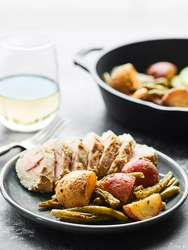 Healthy Pork Tenderloin Recipes  Healthy and easy pork tenderloin recipes Food pork recipes