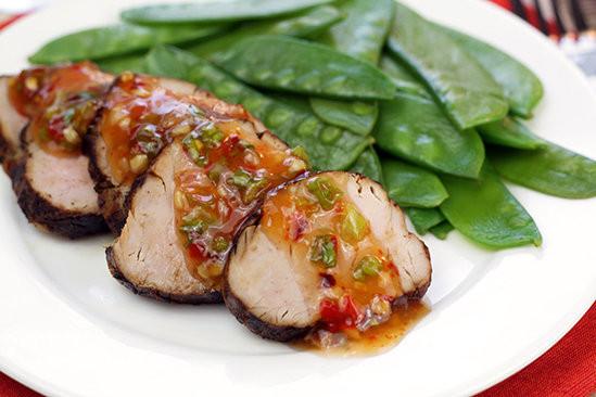 Healthy Pork Tenderloin Recipes  Spicy Asian Pork Tenderloin