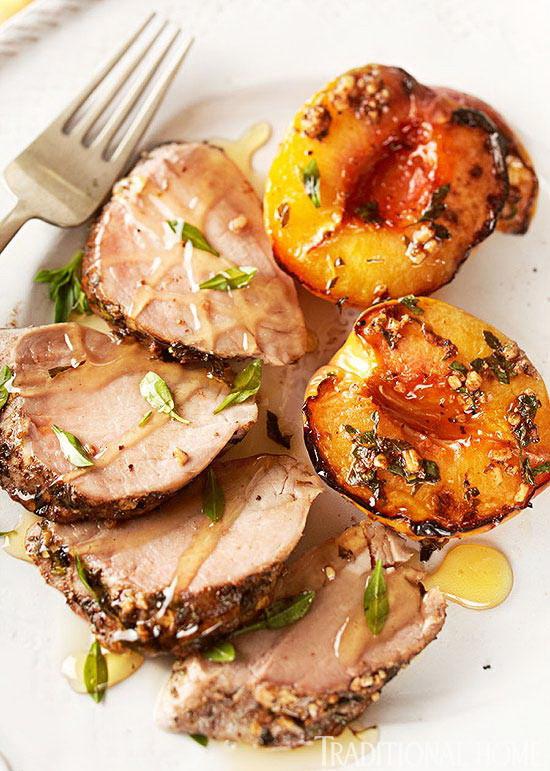 Healthy Pork Tenderloin Recipes  pork tenderloin and shrimp recipe