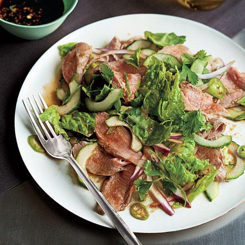 Healthy Pork Tenderloin Recipes  Vietnamese Salad Healthy Pork Tenderloin Recipes