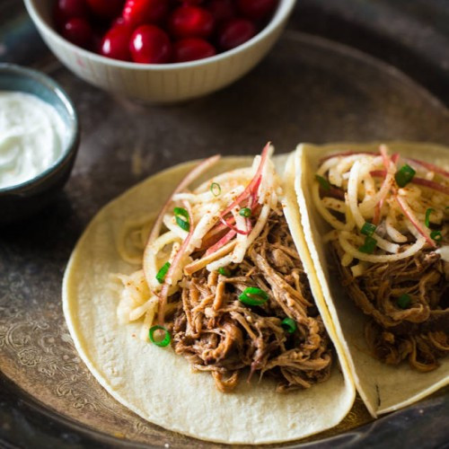 Healthy Pork Tenderloin Recipes Slow Cooker  Chipotle Slow Cooker Pork Tenderloin Tacos Get Healthy U