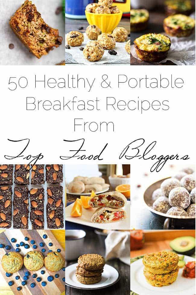 Healthy Portable Breakfast top 20 Healthy Portable Breakfasts Roundup Food Faith Fitness