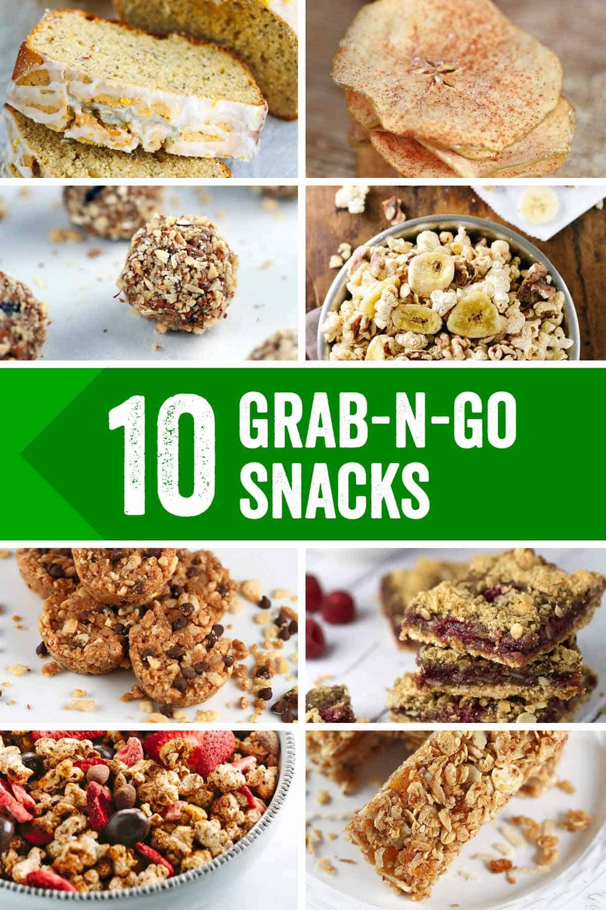 Healthy Portable Snacks  10 Energizing The Go Snacks To Fight Daily Fatigue