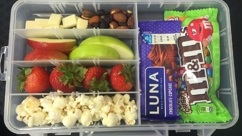 Healthy Portable Snacks  Healthy Portable Snack Boxes
