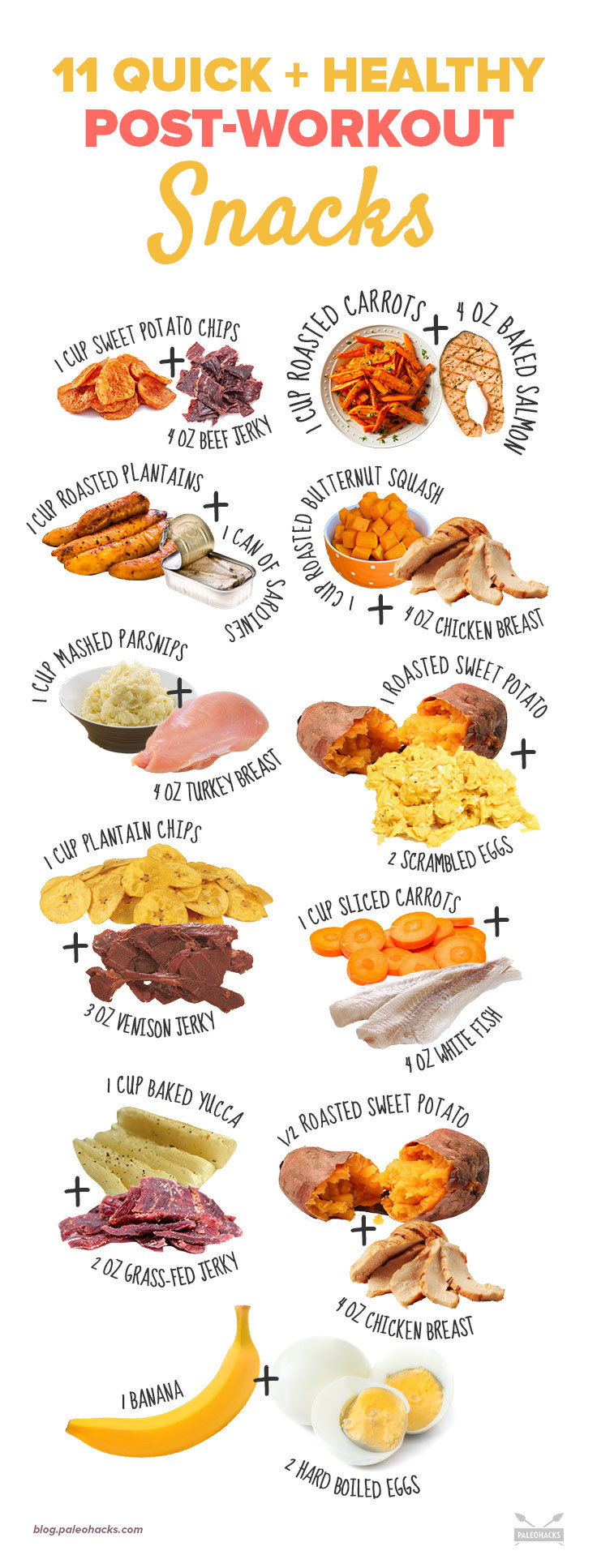 Healthy Post Workout Snacks  11 Quick Healthy Post Workout Snacks