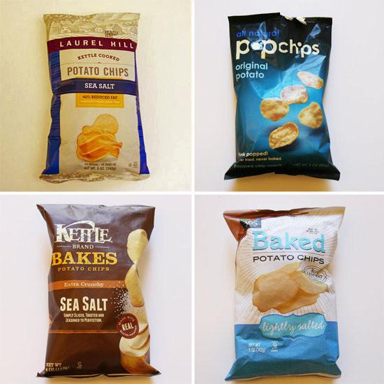 Healthy Potato Chips  Best Healthy Potato Chips