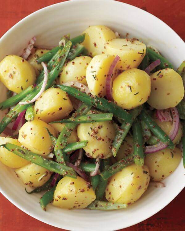 Healthy Potato Salad Recipe  10 Ve able Salad Recipes to Eat and Love This Summer