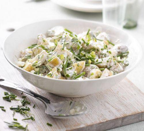 Healthy Potato Salad Recipe  Healthier potato salad recipe