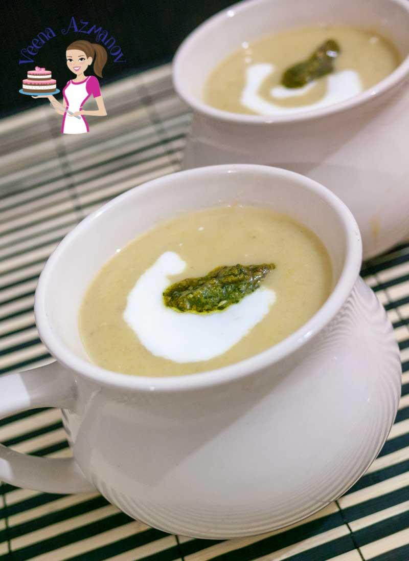 Healthy Potato Soup  Healthy Potato Leek Soup Recipe aka Skinny Potato Leek