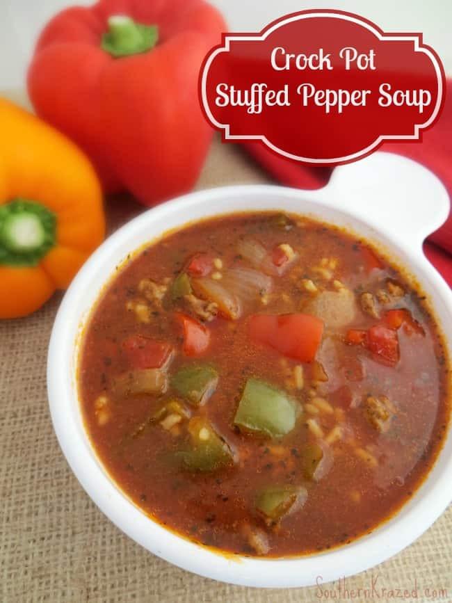 Healthy Potato Soup Crock Pot  20 Crock Pot Soup Recipes Love Pasta and a Tool Belt