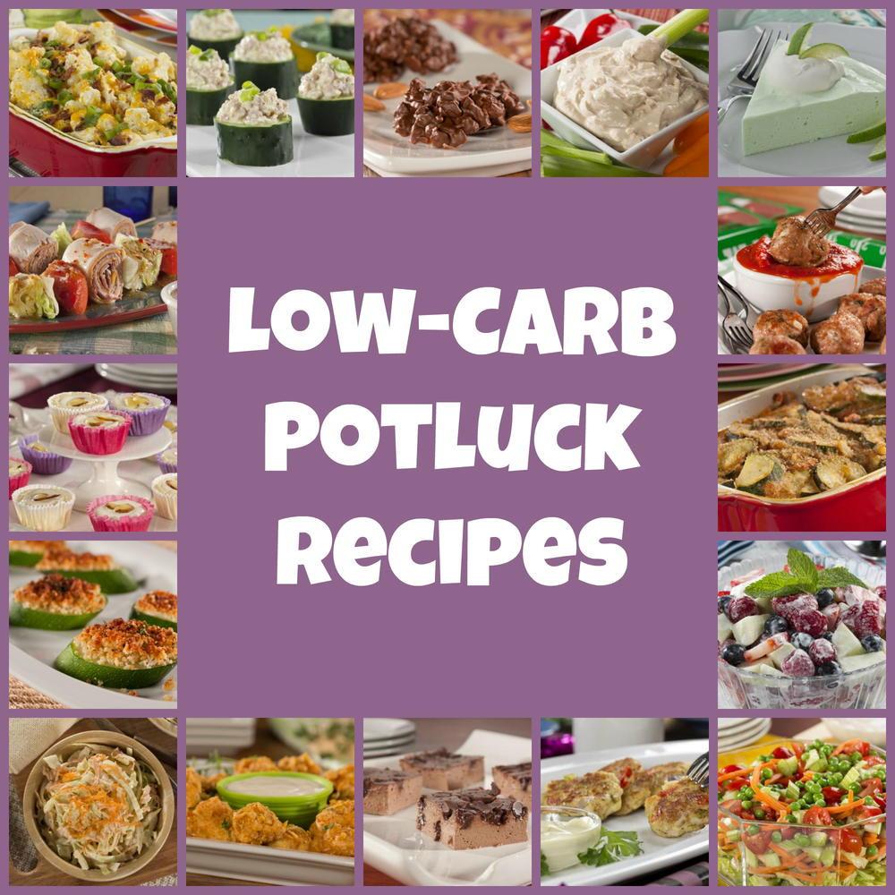 Healthy Potluck Desserts  Healthy Potluck Recipes 44 Low Carb Potluck Recipes