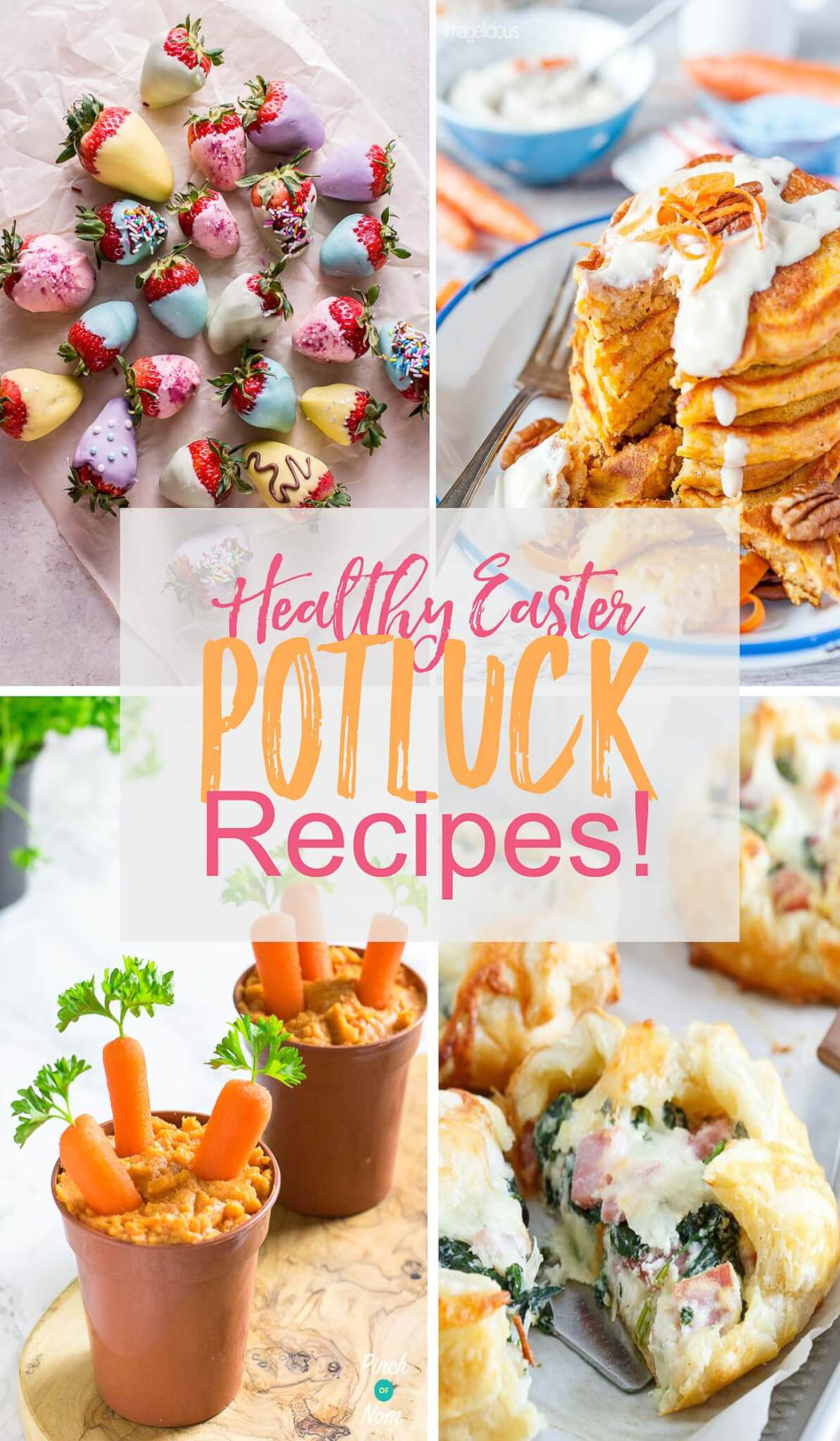Healthy Potluck Desserts  12 Healthy Easter Brunch Potluck Recipes The Girl on Bloor