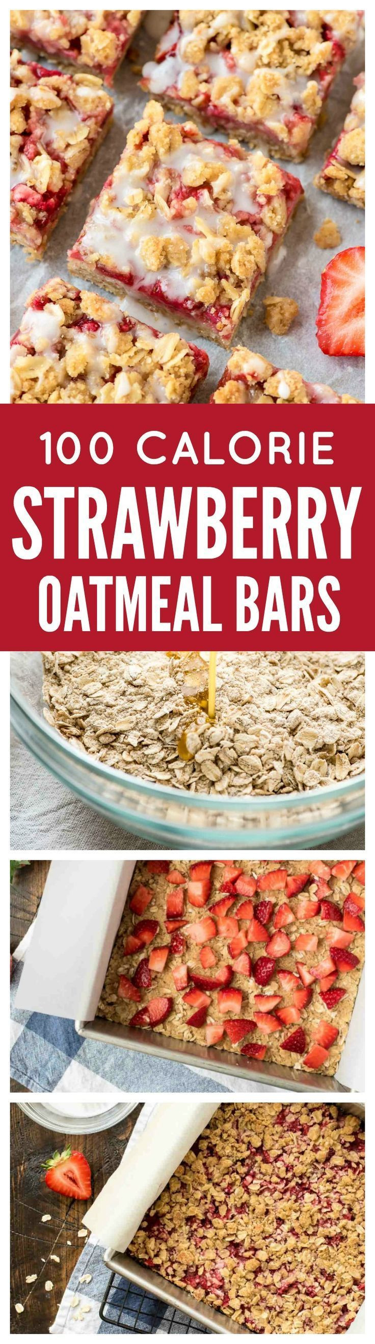 Healthy Potluck Desserts  Best 25 Strawberry Oatmeal Bars ideas on Pinterest