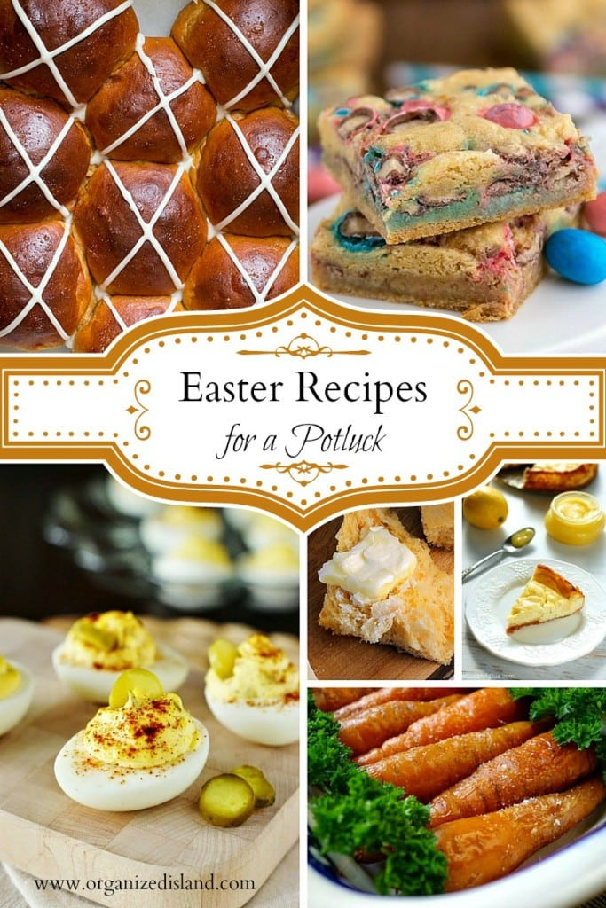 Healthy Potluck Desserts  Easter Recipes for A Potluck