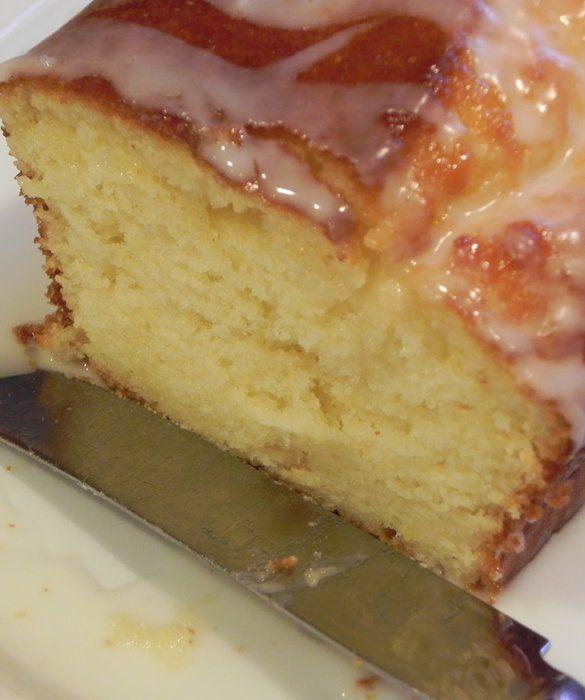 Healthy Pound Cake Recipe  10 Healthy Dessert Recipes Gluten Free Lemon Pound Cake
