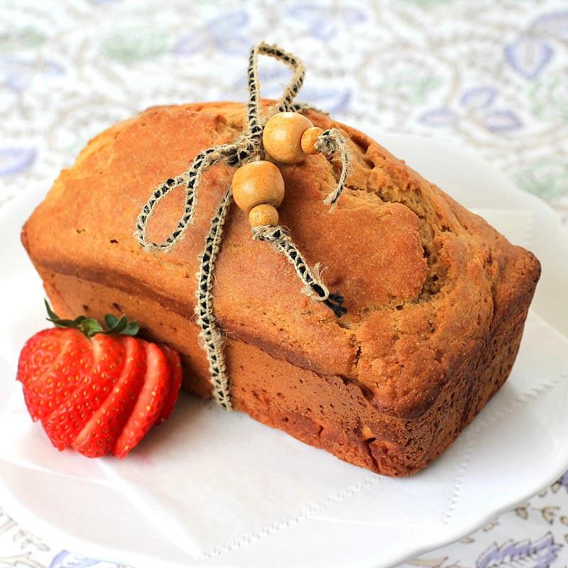 Healthy Pound Cake Recipe  Healthy Citrus Pound Cake Recipe low fat low sugar