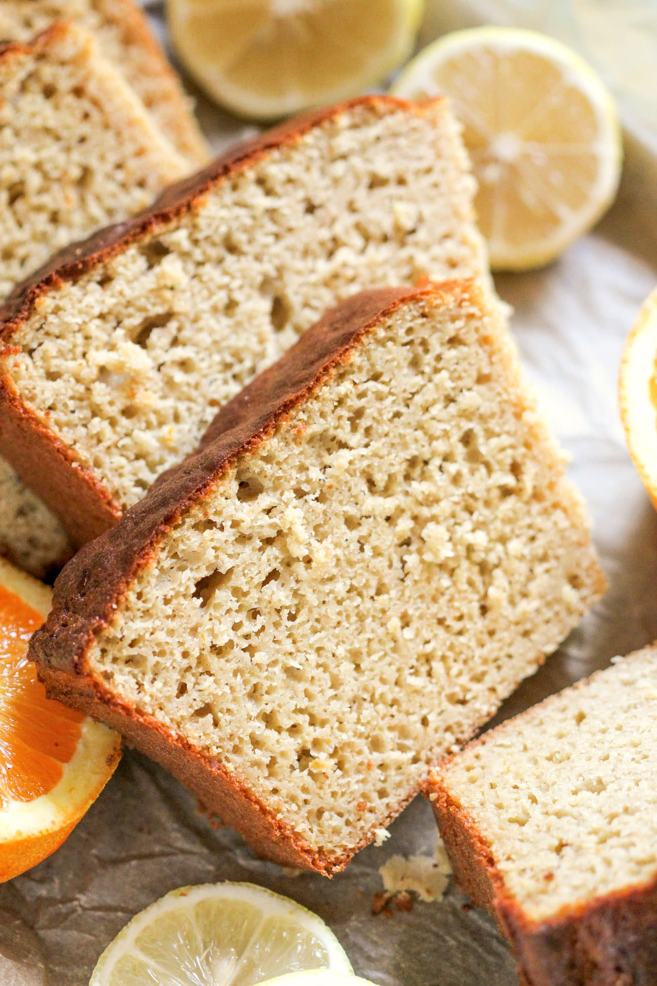 Healthy Pound Cake Recipe  Healthy Citrus Pound Cake Recipe Made Without Butter and