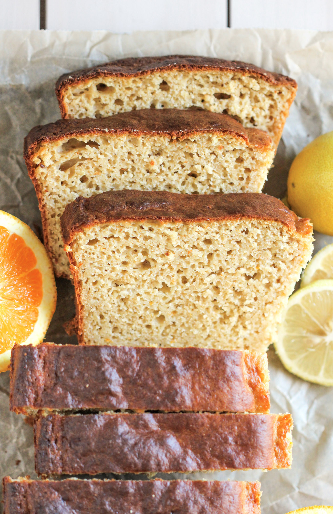 Healthy Pound Cake  Healthy Citrus Pound Cake Recipe Made Without Butter and