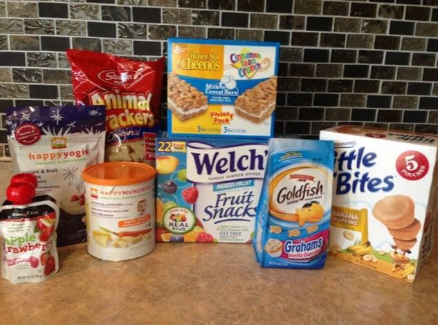 Healthy Pre Packaged Snacks  Prepackaged No Mess Snacks