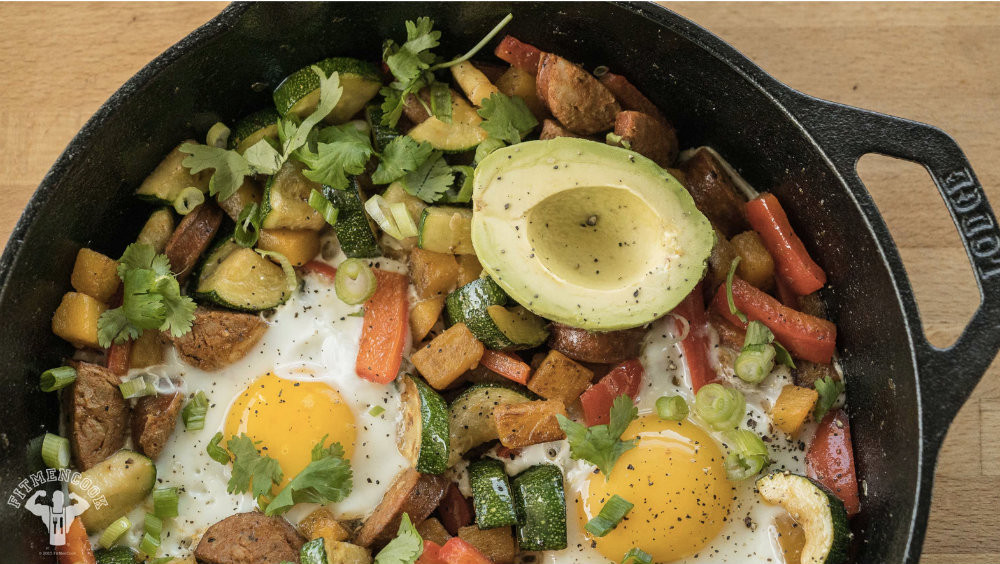 Healthy Pre Workout Breakfast  Healthy Breakfast Hash — Your New Favorite Pre Workout