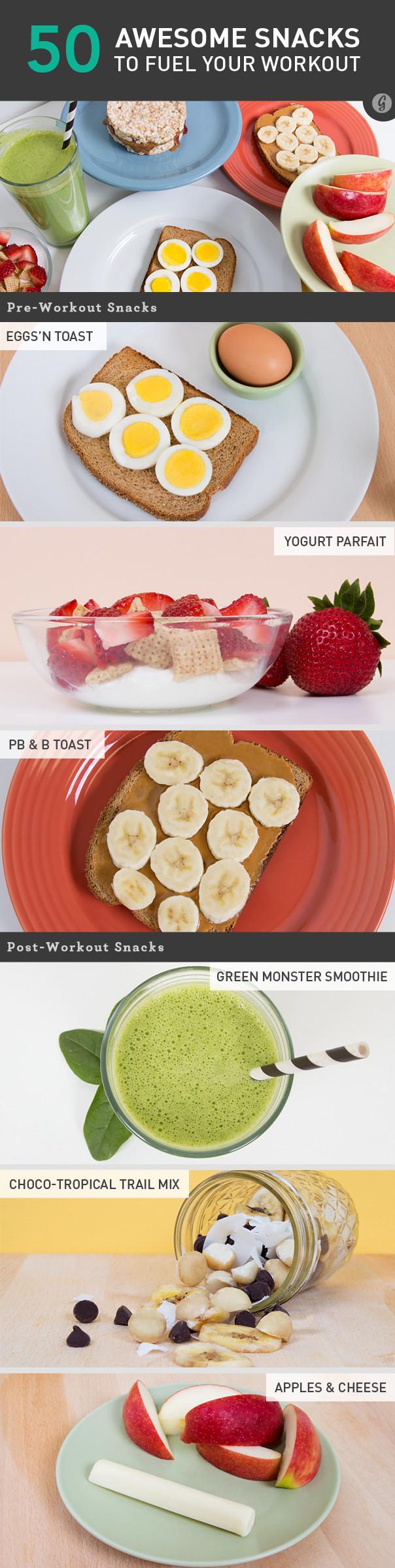 Healthy Pre Workout Snacks  ea9f4616d67ddba252d11cf97b4b16f4