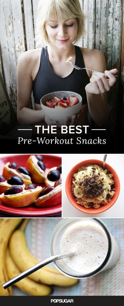 Healthy Pre Workout Snacks  Healthy Food & Snacks To Eat Before Exercising