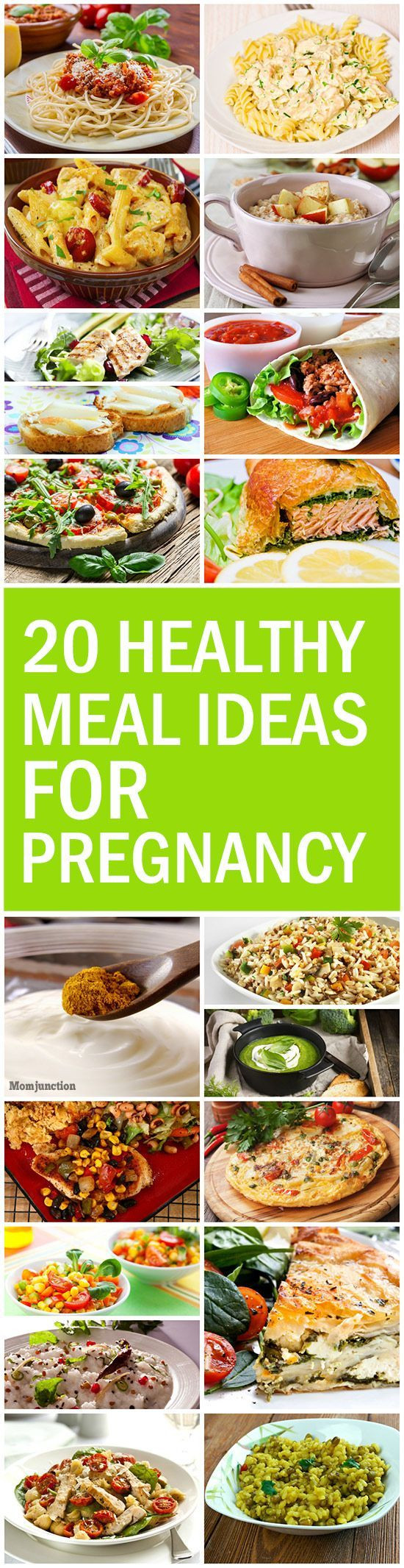 Healthy Pregnancy Dinner Recipes  20 Healthy Meal Ideas For Pregnancy