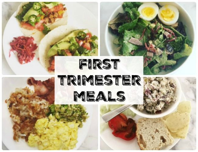 Healthy Pregnancy Dinner Recipes  First Trimester Meals Keto primal mom