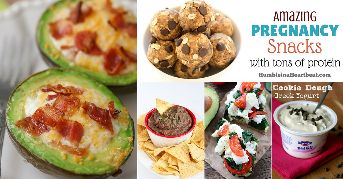Healthy Pregnancy Snacks  40 Amazing Pregnancy Snacks with Tons of Protein
