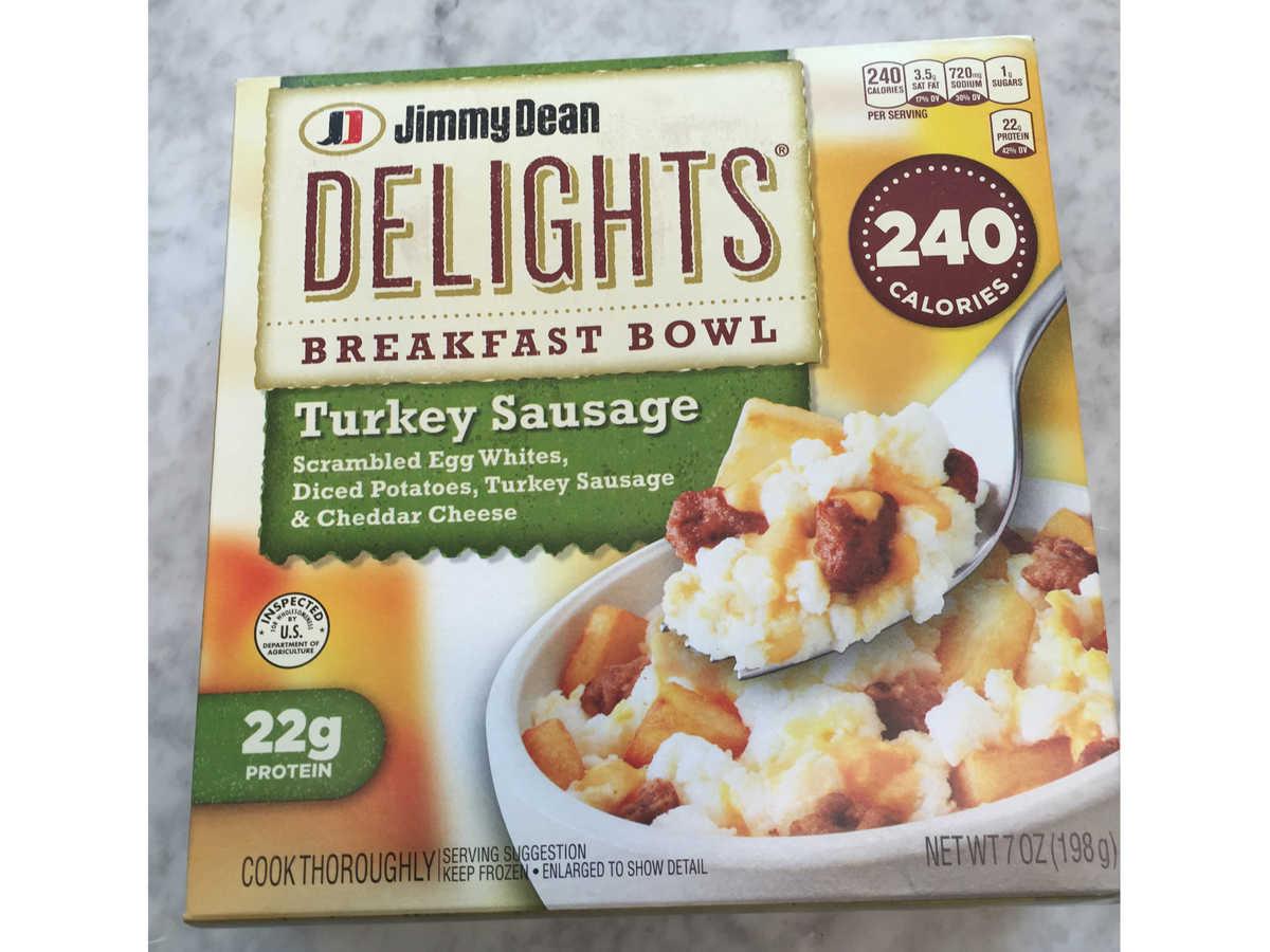 Healthy Premade Breakfast  The Healthiest Frozen Foods in the Supermarket Breakfast