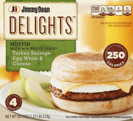 Healthy Premade Breakfast  Healthy Frozen Breakfasts