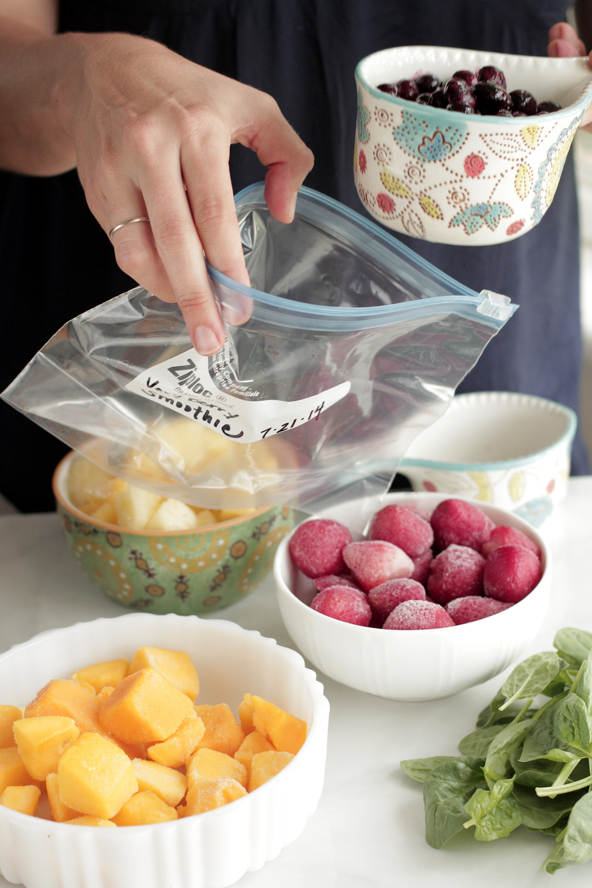Healthy Premade Smoothies  DIY Freezer Smoothie Packs 5 Recipes to Get You Started
