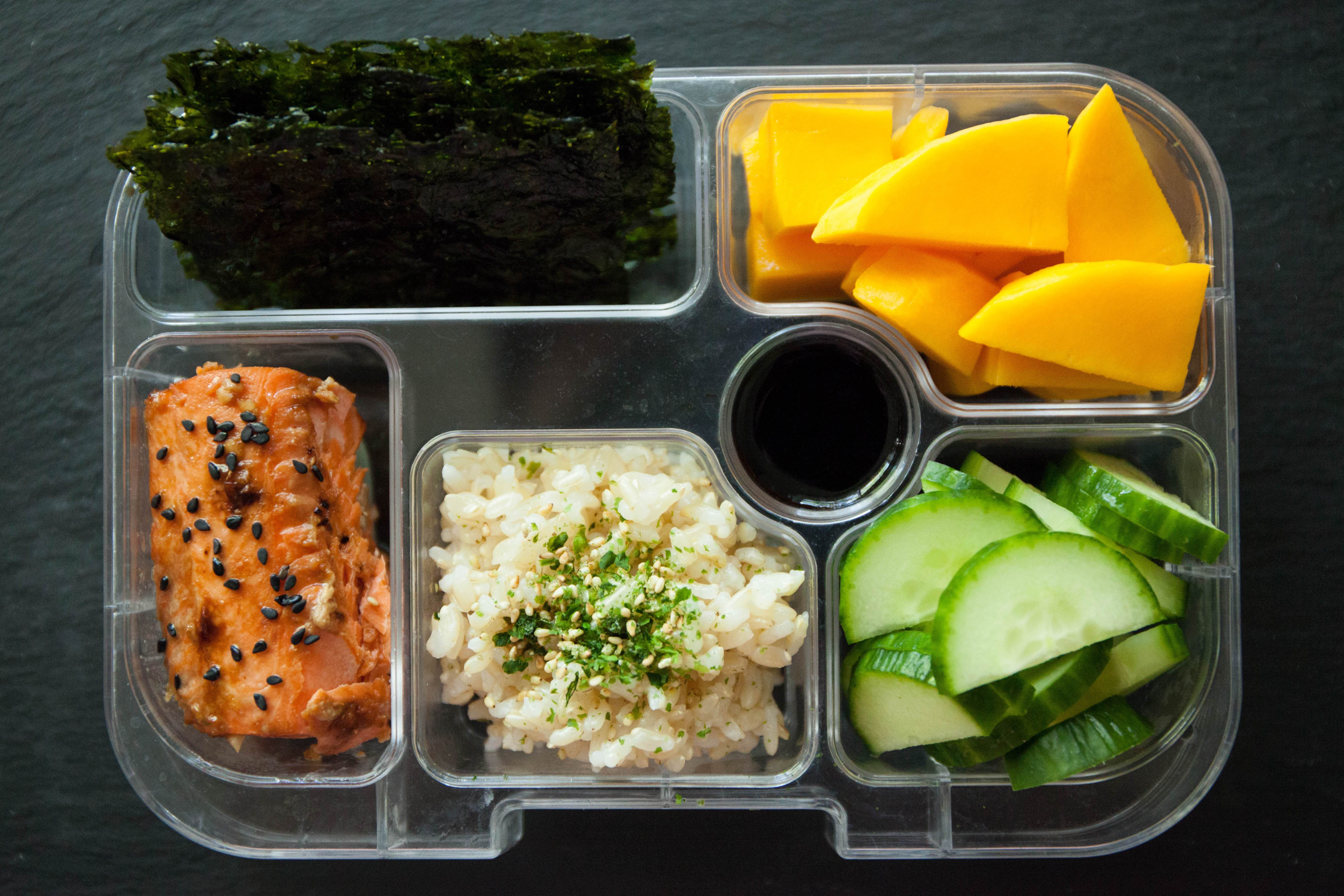 Healthy Prepackaged Lunches  Healthy Back to School Lunches — My Healthy Dish