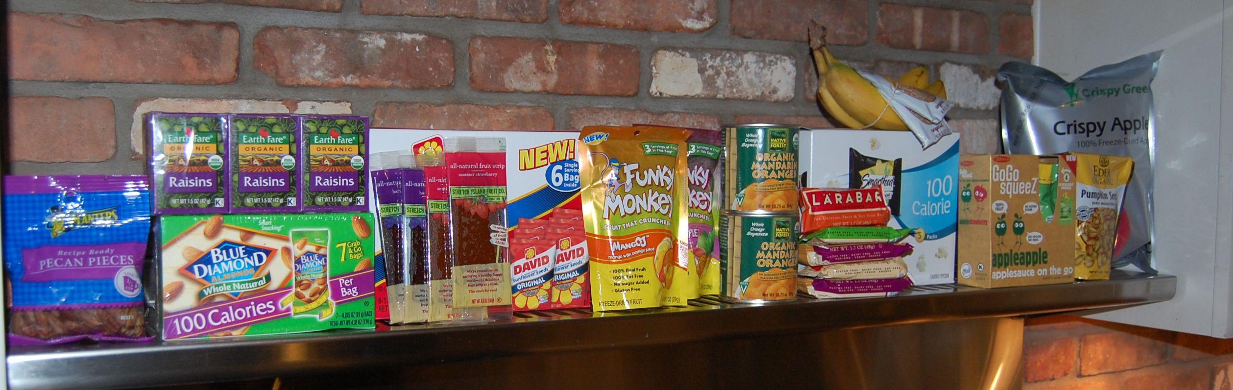 Healthy Prepackaged Lunches  Prepackaged Snacks for School