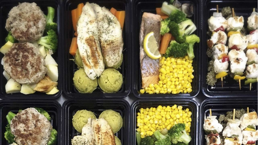 Healthy Prepackaged Lunches  Hong Kong's healthy meal delivery services for the time