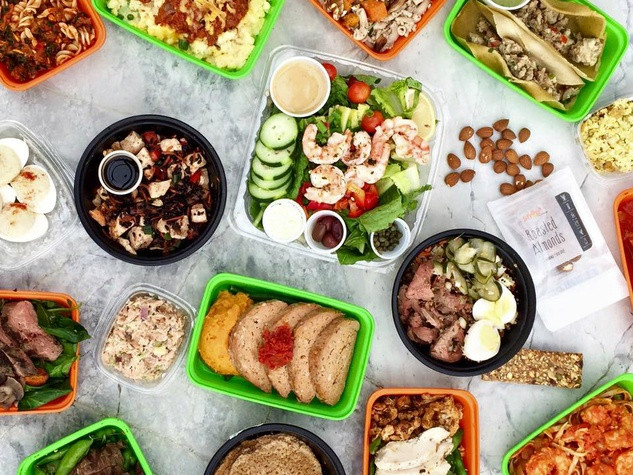 Healthy Prepackaged Lunches  Where Austinites go for no hassle healthy meals that taste