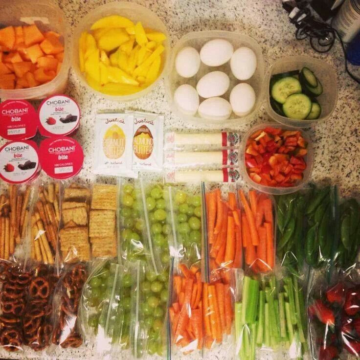 Healthy Prepackaged Lunches  1000 ideas about Prepackaged Meal on Pinterest