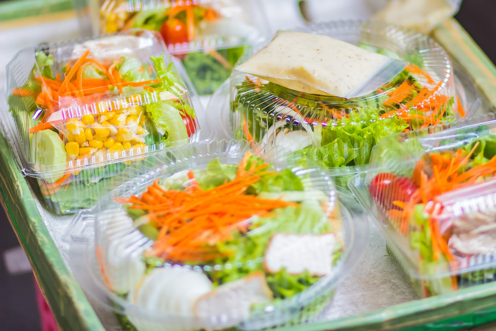 Healthy Prepackaged Lunches  Prepackaged Meals Heat Up the Grocery Aisles