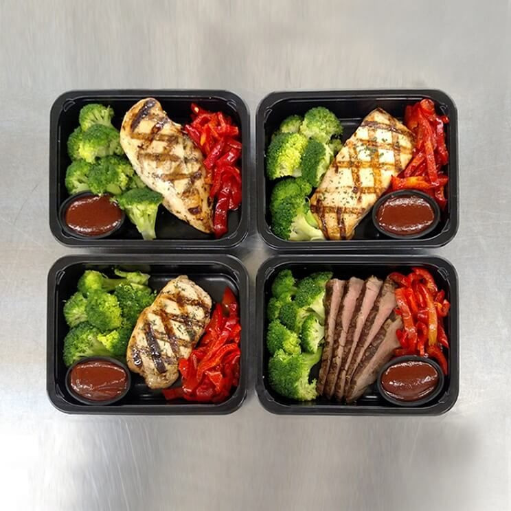 Healthy Prepackaged Lunches  The 13 Best Paleo Meal Delivery Services in the U S