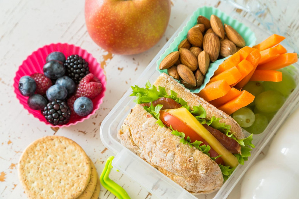 Healthy Prepackaged Lunches  5 Healthy Pre Packaged Snacks That'll Make Packing Your