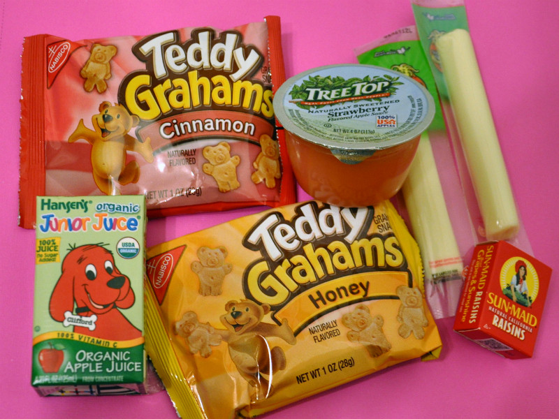 Healthy Prepackaged Snacks For Classroom  Bent BetterLunches January 2012 not just making