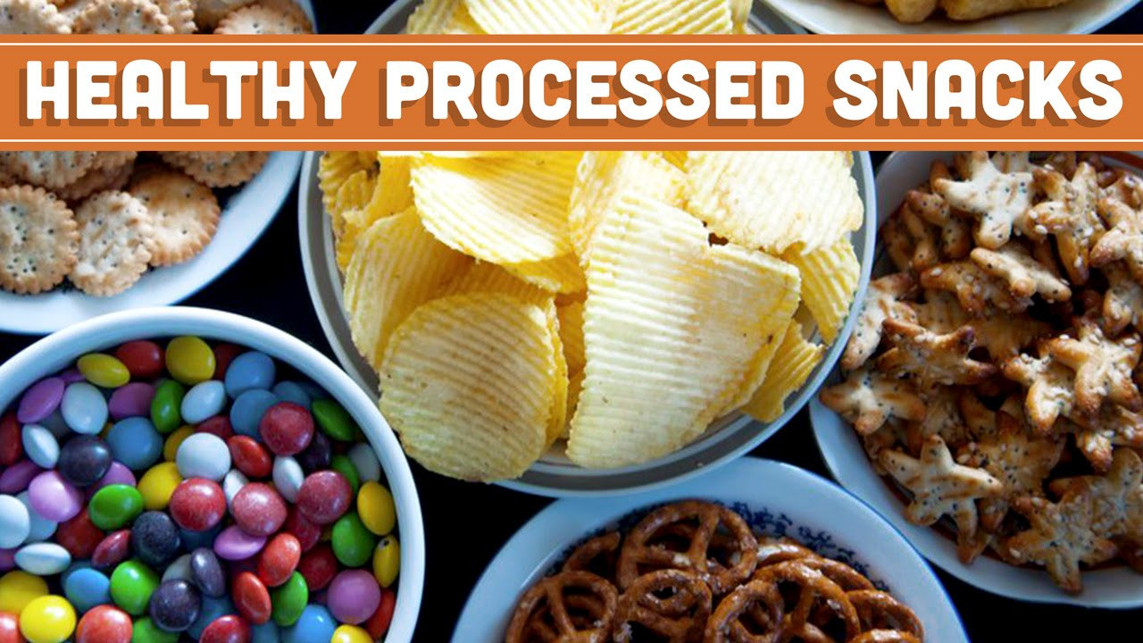 Healthy Processed Snacks  Healthy Processed Food Choices Mind Over Munch