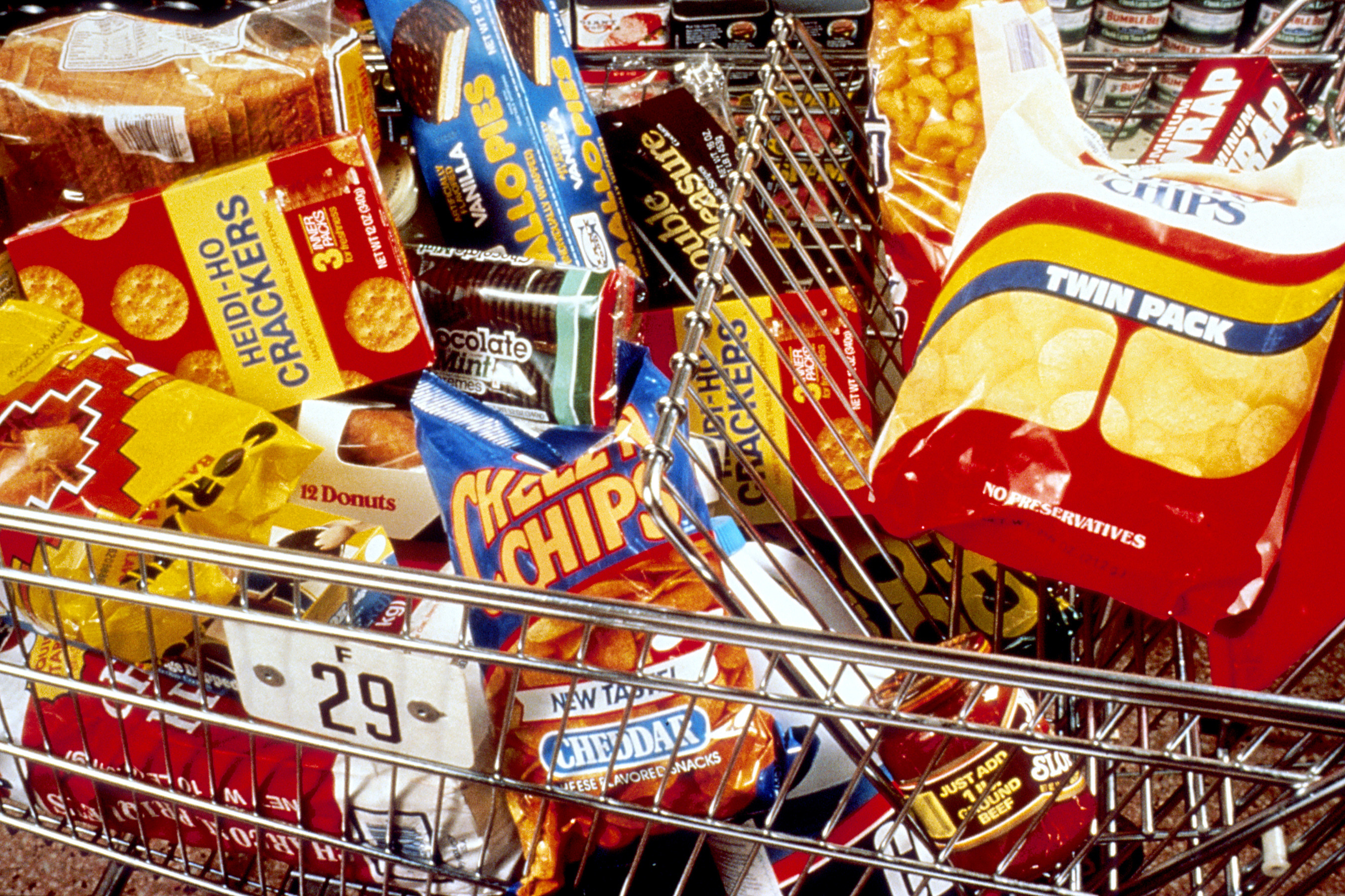 Healthy Processed Snacks  Strong link found between ultra processed foods and cancer