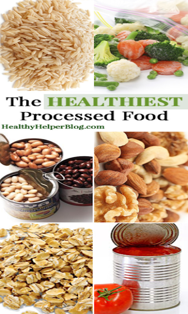 Healthy Processed Snacks  The Healthiest Processed Foods – Edible Crafts