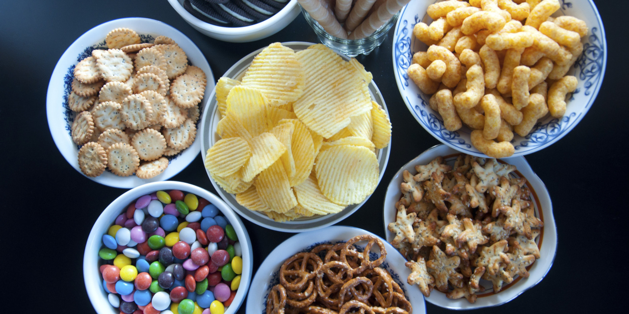 Healthy Processed Snacks  Avoid Junk Food How You Think About Food Could Affect