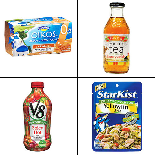 Healthy Processed Snacks  Top 10 Best Healthy Processed Foods Cooking Light