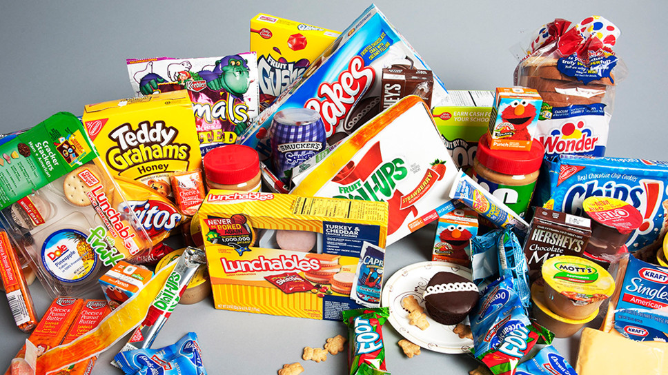 Healthy Processed Snacks  Your Brain on Food It's Not Your Fault