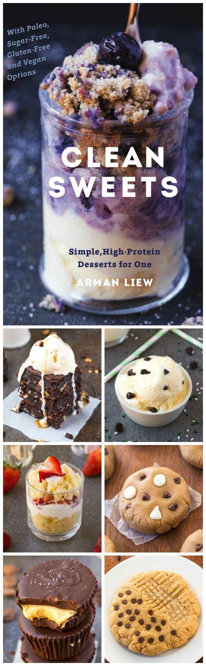 Healthy Protein Desserts  Best 25 High protein desserts ideas on Pinterest