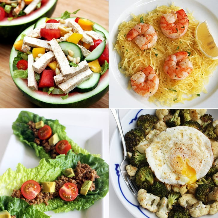 Healthy Protein Dinners  Bud Friendly High Protein Recipes