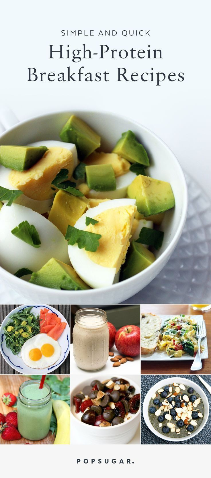 Healthy Protein Dinners  25 Best Ideas about High Protein Meal Plan on Pinterest